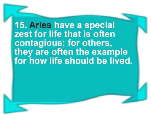 Tomorrow's Aries Horoscope