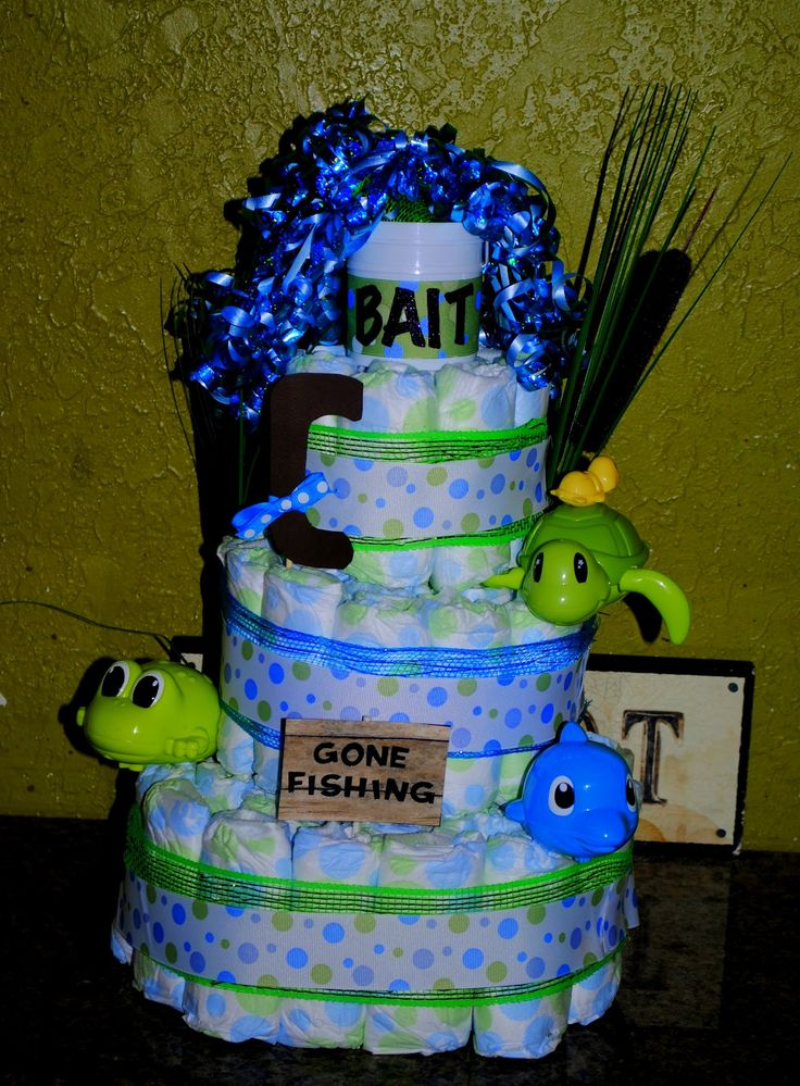 Baby Shower Cake Decorations At Michaels : 573 best Diaper cakes images on Pinterest Baby girl ...
