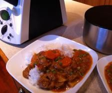 Curried Sausages | Official Thermomix Recipe Community