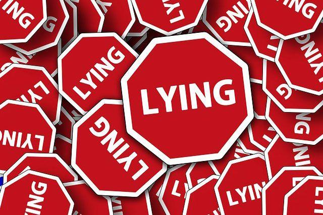 Sikap yang Perlu Dilakukan saat Menghadapi Seorang Pembohong