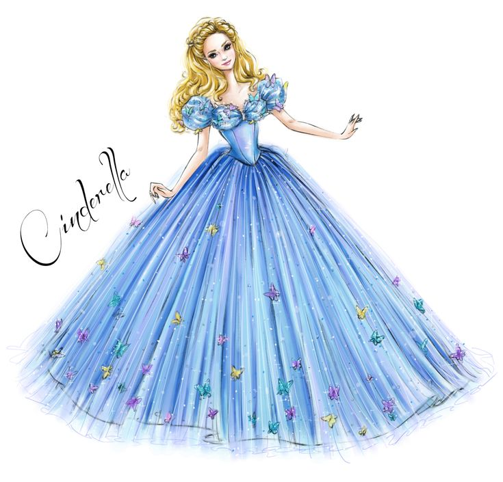 Cinderella (by Jenny Chung)