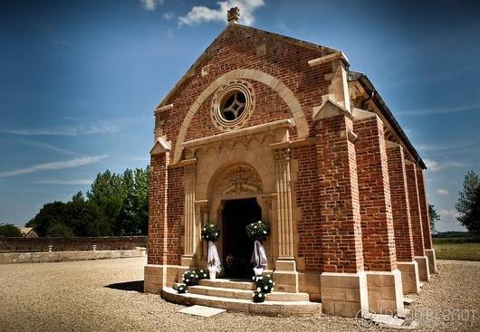 This where John and I were married!  Chapel, Chateau de Varennes, beautiful photo :)