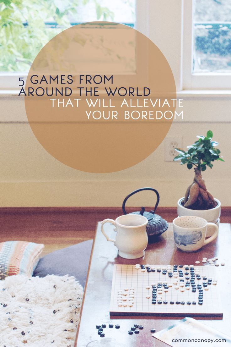I love board games! But you can only play the same ones over and over until they start to get boring. This is a great list of new, fun games to try that are popular around the globe!