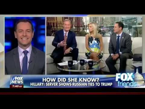 Hillary Clinton's Campaign Manager Robby Mook CONFIRMS Donald Trump WAS ...