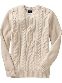 Men's Clothes: Sweaters   Old Navy