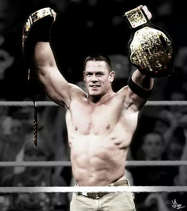 John Cena See More YAY The Champ Is Back And Here 2 Stay