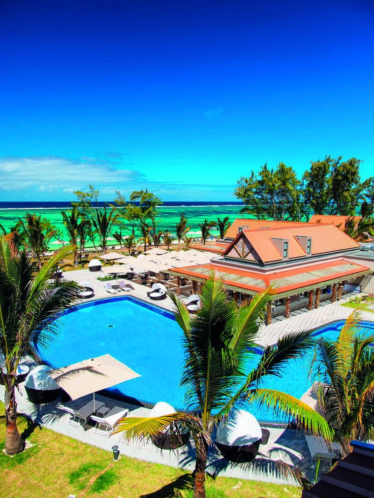 Maritim Crystals Beach Hotel Mauritius- General View #maritim #maritimcrystalsbeachhotelmauritius #travel #mauritius