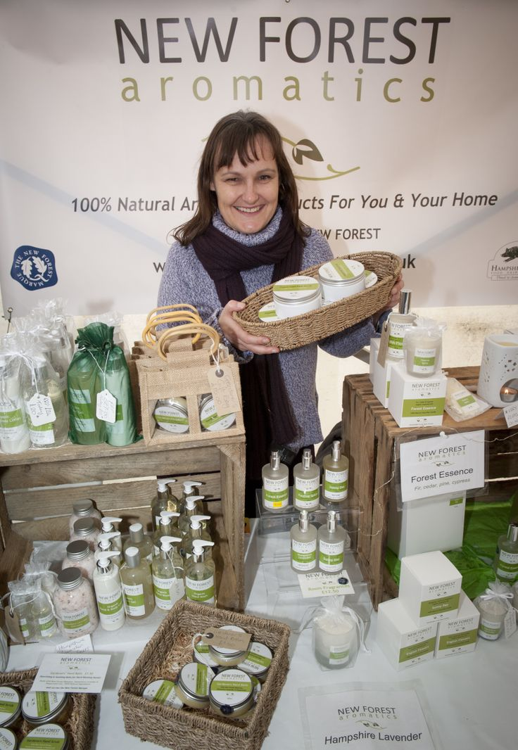 New Forest Aromatics is a New Forest Marque member