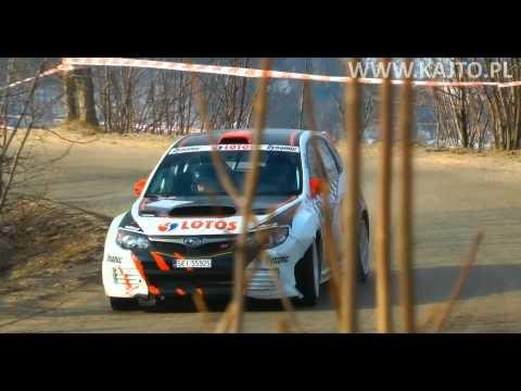 Kajetanowicz and Baran - LOTOS Rally Team