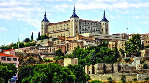 Sur de España. Tour Privado. Alcazar Toledo.