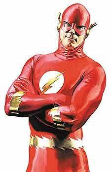 Flash (Barry Allen) alex ross