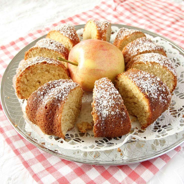 Äppelsockerkaka med kanel | Tidningen Hembakat