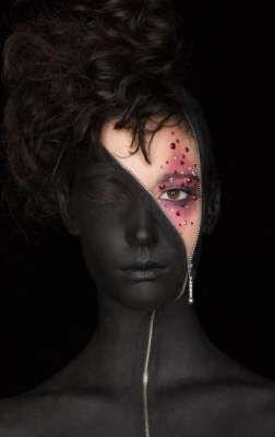 zipperface makeup | Zipper Face http://www.kaelinmotion.com/html/makeup_photo_gallery_4 ...