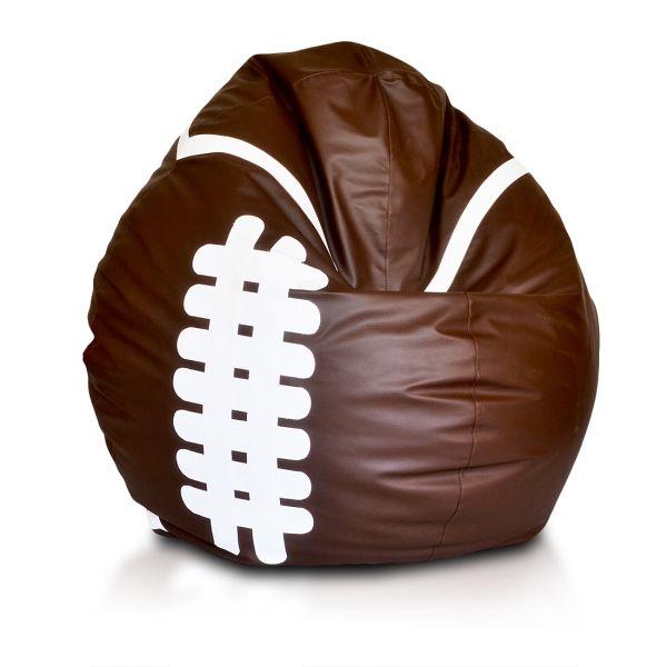 Piłka rugby - idealna pufa dla każdego prawdziwego kibica :)