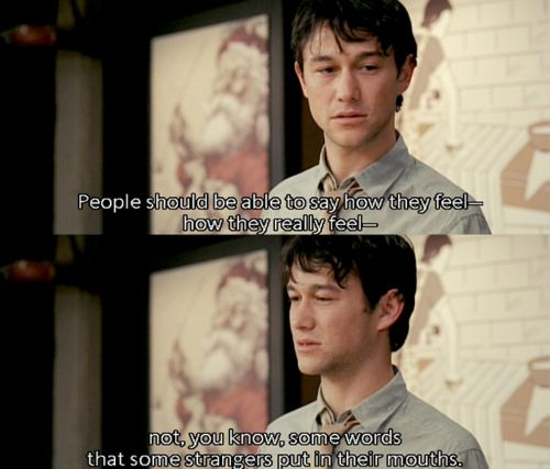 500 Days Of Summer Quotes 9 Best 500 Days Of Summer Images On Pinterest  Movies Cinema And .