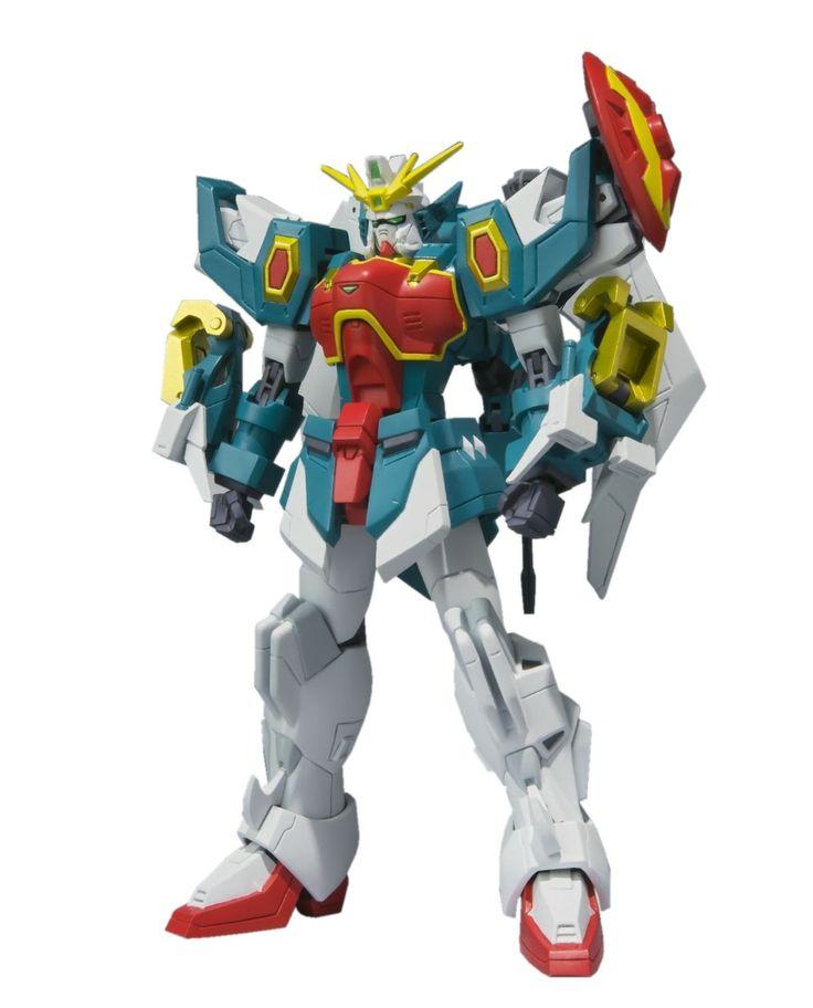 The XXXG-01S2 Altron Gundam (aka Altron, Nataku, or Gundam ...