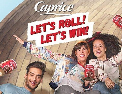 Διαγωνισμός Caprice με 329 δώρα στη στιγμή και ένα ταξίδι στο Ντουμπάι