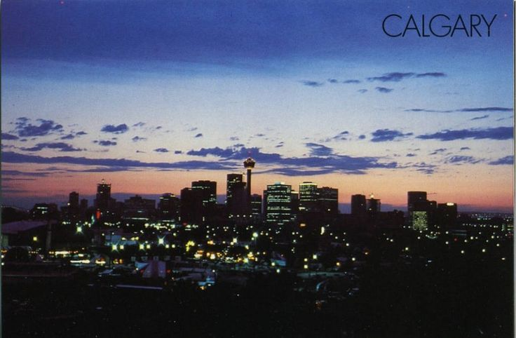 17 classic Calgary postcards that will take you way back