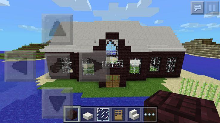 My new minecraft house.