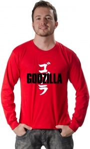 Camiseta - Godzilla - Camisetas Estampadas,T-Shirt | Camisetas Era Digital #godzilla