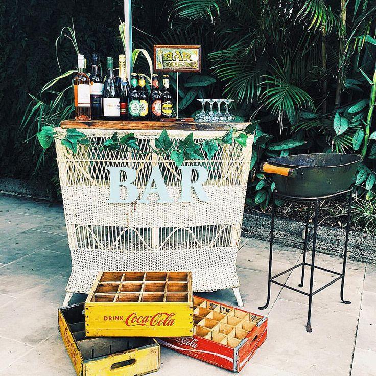 Congratulations Katie and Brent. We had a blast setting up your wedding today.#vintage #wedding #monday #bar #drink #coke #wedding #vintagewedding #sydney #bar #drinkstation #mr #mrs #bride #groom #sydney