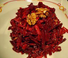 yemekyolculugu: Kırmızı Pancar Salatası