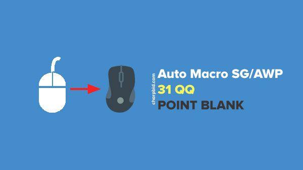 Tips komputer kali ini tentang Auto Macro Shotgun (SG) 31 QQ untuk Mouse Biasa Point Blank mengingat tidak semua troopers mampu membeli mouse macro, khususnya buat mereka yang senang bermain senjata sniper (AWP) atau shotgun (SG). Tak heran jika banyak orang, mungkin termasuk kamu juga ingin menggunakan auto macro PB Garena ini.  Auto Macro Point Blank ini dapat juga kamu gunakan untuk senjata AWP untuk mouse biasa daripada harus mengeluarkan budget lebih untuk membeli mouse khusus yang…