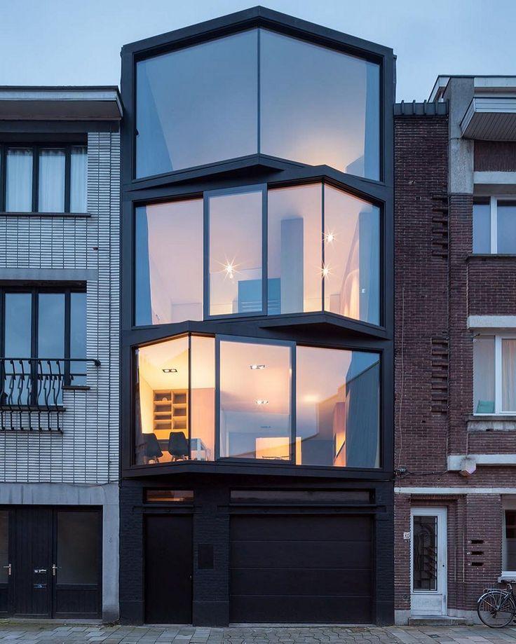 60 Best Stunning Modern Architecture Building Inspiration / FresHOUZ.com