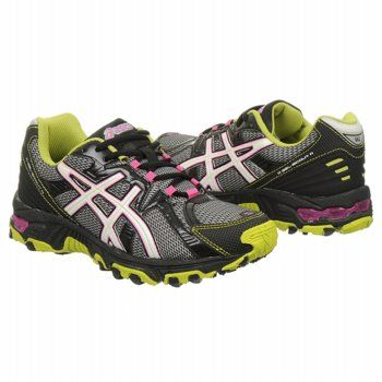 Athletics Asics Kids' GEL-Scout Pre/Grd Lightning/White/Lime Shoes