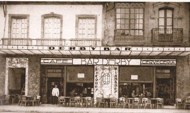 Derby Bar. Vigo. Sin datar.