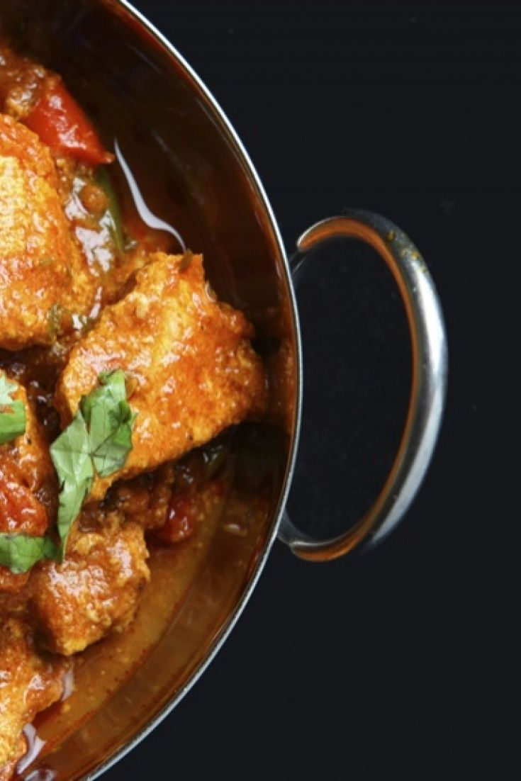 This easy chicken curry recipe is cheap to make...