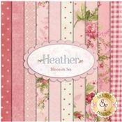 Heather  9 Half Yard Set - Blossom Set by Jennifer Bosworth for Maywood Studio Fabrics
