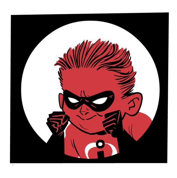 The Incredibles - Dash by ~riddsorensen on deviantART