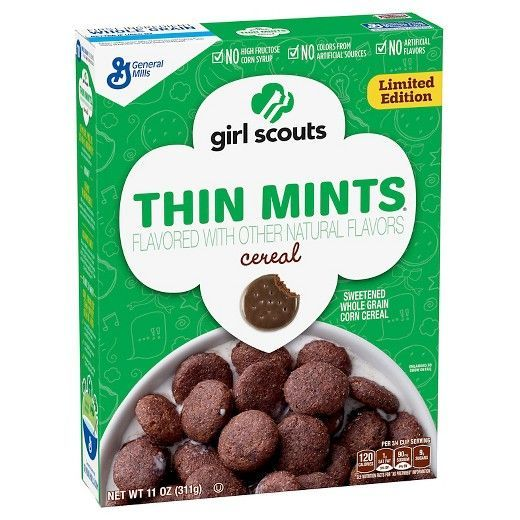 10 Girl Scout Cookie-Flavored Products For When This Year's Thin Mints Run Out+#refinery29