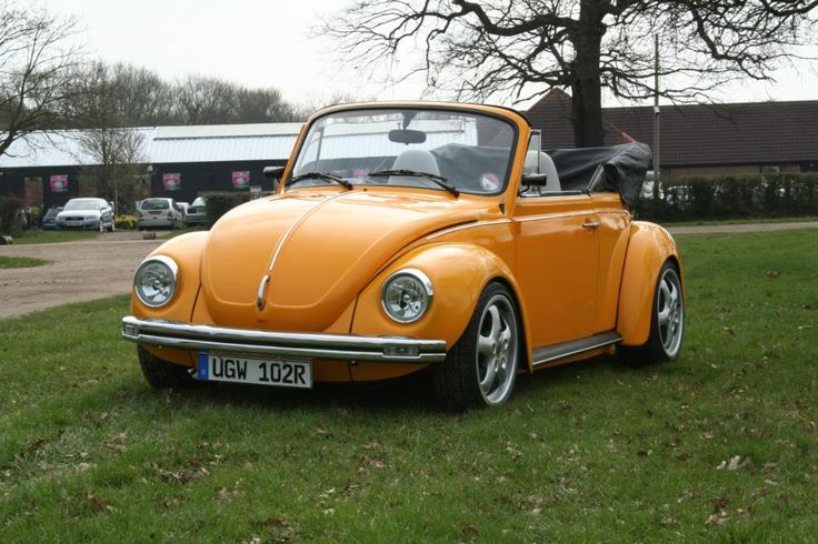 1303 Cabriolet - German Look - VW Forum - VZi, Europe's largest VW, community and sales
