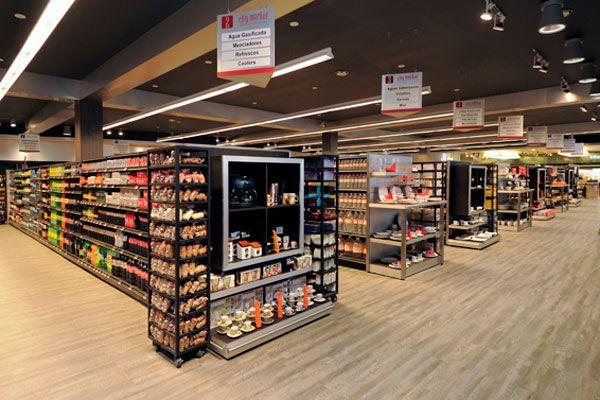 #Grocery Custom #woodfixtures   Supermarket design, Retail ...