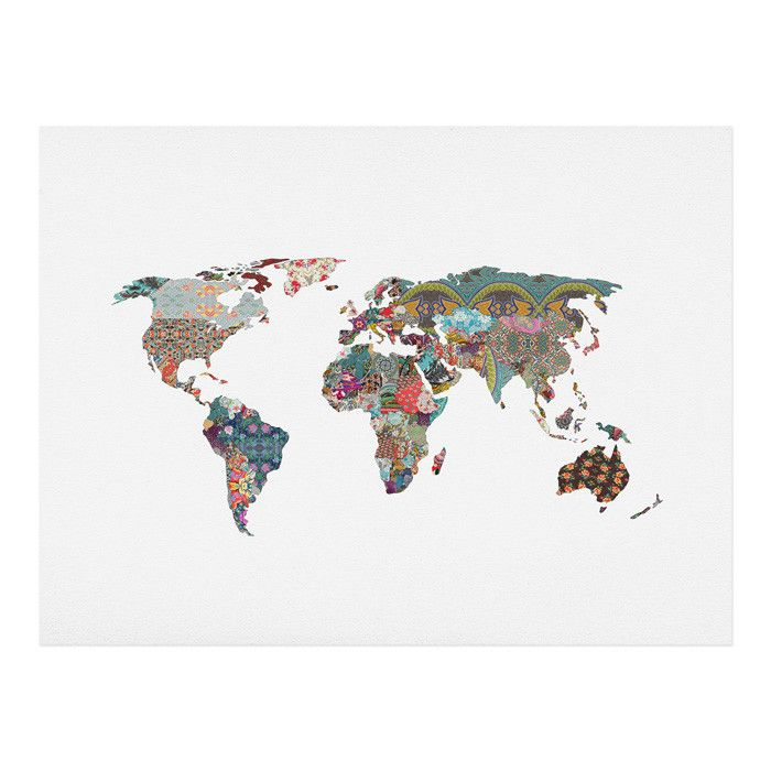 Seattle Map Funny%0A Bianca Green Louis Armstrong Told Us So Art Print   DENY Designs Home  Accessories