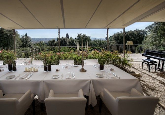 Hotel Il Salviatino, Florence wedding