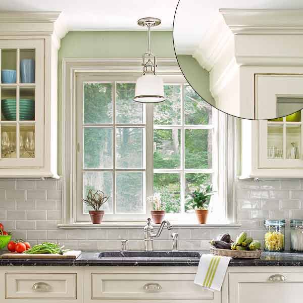 Kitchen Cabinets Moulding: 101 Best Molding & Wainscoting Images On Pinterest