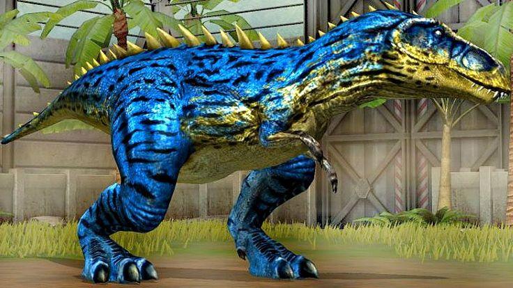 Парк Юрского Периода.Битва Динозавров часть 12.Мультики и Игры про Диноз...