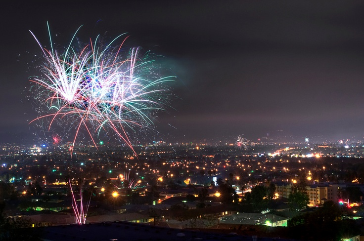 july 4th in los angeles 2015