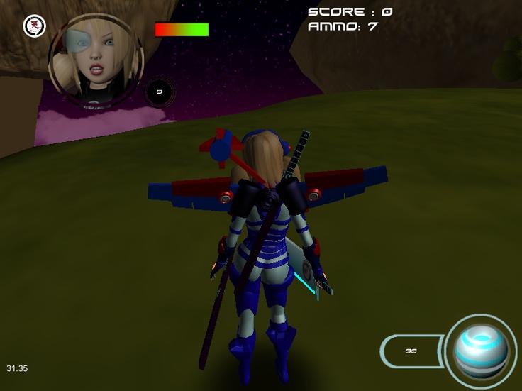 3D Macera Oyunları arasında yer alan 3D Biyonik Kadın oyununu sizlerde oynamak ister misiniz? Eğer sizlerde bu oyunu oynamak isterseniz hemen ekranlarınızın karşısına geçerek 3DOyuncu.com'u ziyaret etmelisiniz.  http://www.3doyuncu.com/3d-biyonik-kadin/