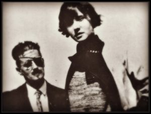James Joyce with Nora Barnacle - photo credit: National Library of Ireland      June 16th 1904 : James Joyce had his first date with Nora Barnacle; ultimately, it became the date on which everything takes place in his masterpiece, Ulysses.