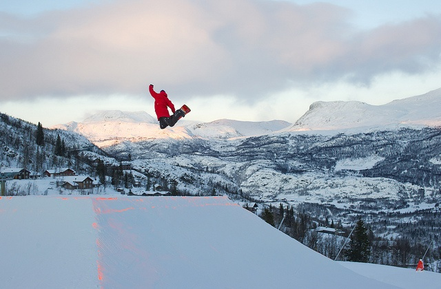 World Snowboard Day by Skistar Hemsedal, via Flickr #Skiing -- Find articles on adventure travel, outdoor pursuits, and extreme sports at http://adventurebods.com