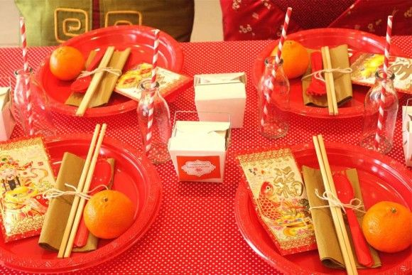 Chinese place settings | CatchMyParty.com