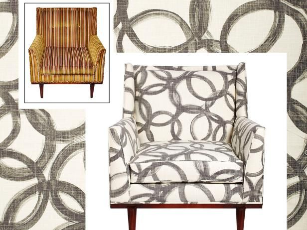 How to Transform Ugly Chairs