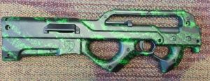 $429 Red Jacket ZK-22 Bullpup Stock Hydro Dipped