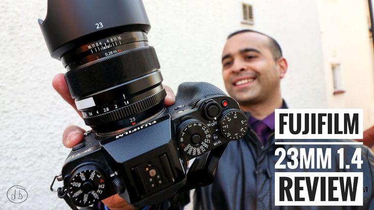 Fujifilm Fujinon XF 23mm f/1.4 R Lens Review