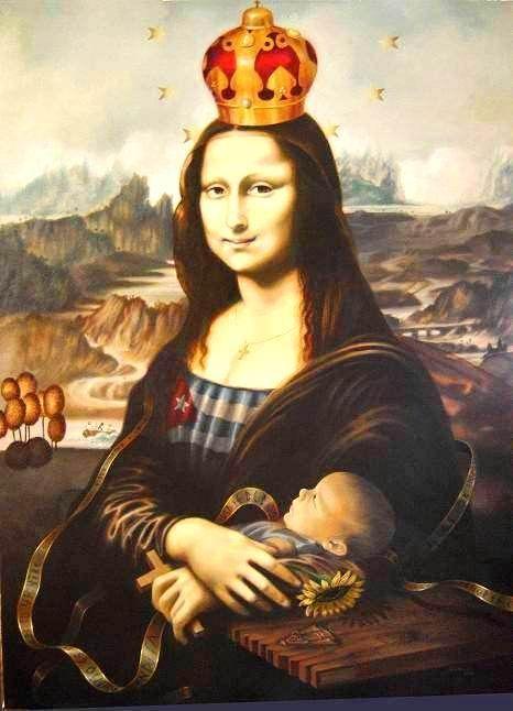 Mona Lisa Parody