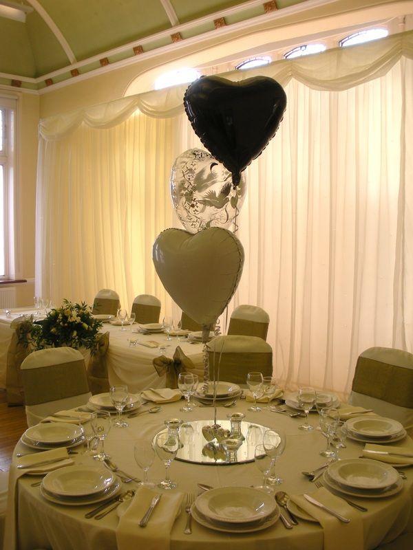 Bouquets de Balões de Casamento! | Fazendo Minha Festa Casamento
